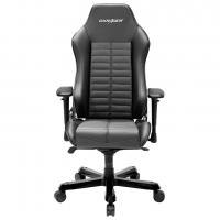Кресло из натуральной перфорированной кожи DXRacer OH/IS188/N
