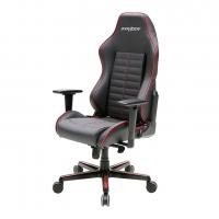 Кресло из натуральной перфорированной кожи DXRacer OH/DJ188/NR